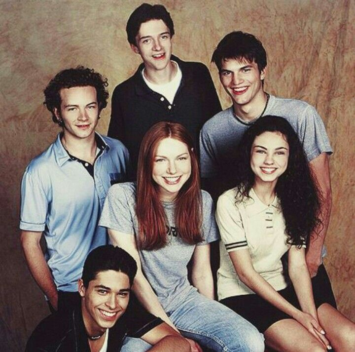 that 70s show cast dating pretty