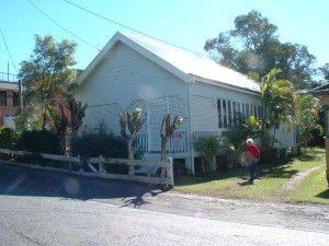 Paragon Avenue house, south west rocks