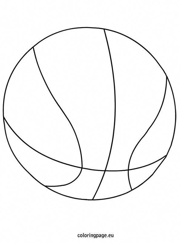 orange-basketball-coloring-page #basketballcamps