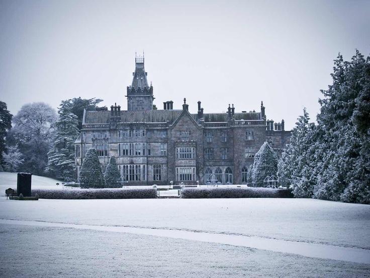 Adare manor christmas