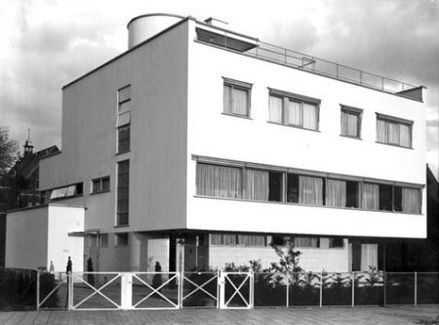 The Sonneveld House at Completion in 1933.