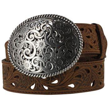 Tony Lama belt @ Boot barn $33 Removable buckle