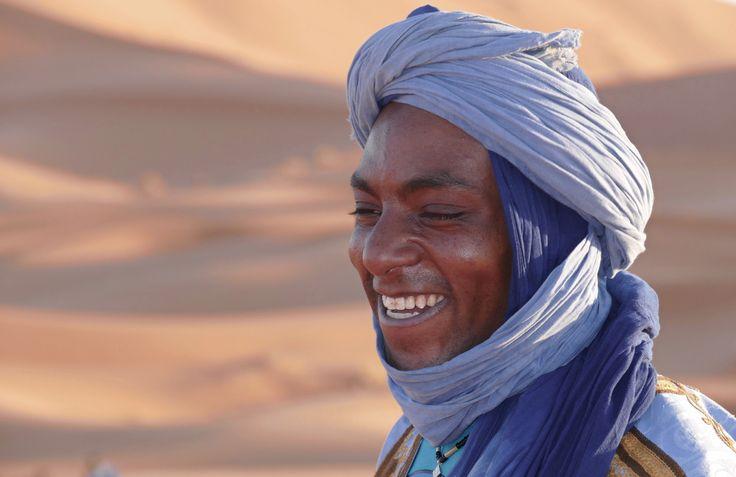Man from desert - Merzoug -Morocco 2016
