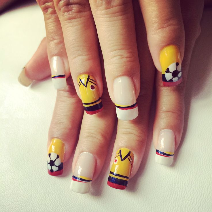 Nails colombia ❤️