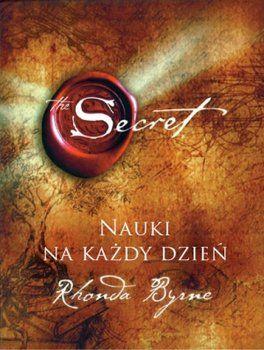 Sekret. Nauki na każdy dzień-Byrne Rhonda