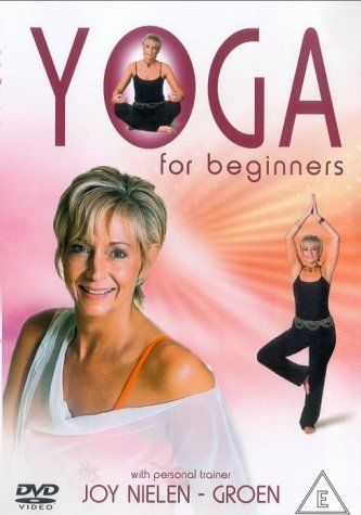 Yoga For Beginners [DVD] by Joy Nielen-Groen -- You can find more details by visiting the image link.