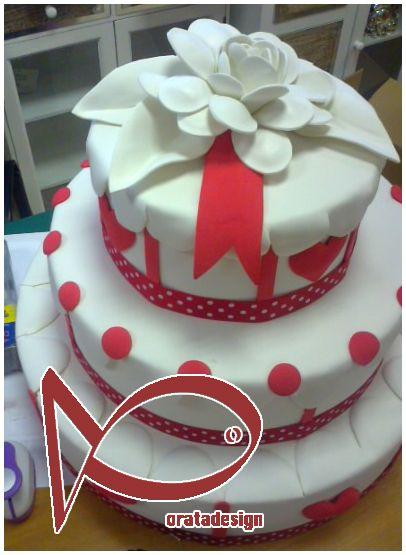 Cake with Gomma Eva