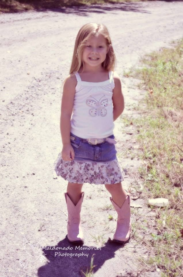 Country kid photography