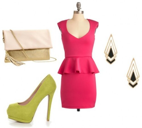 Summer Wedding Look - Traditional Wedding Outfit - $98.74