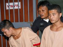 Burmese men lose appeal over UK tourists' murder