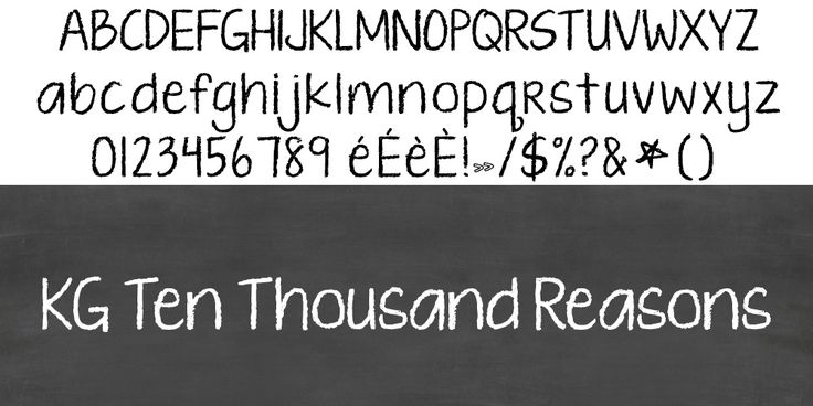 KG Ten Thousand Reasons typo