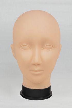 ★等身サイズ★ 新型すっぴんヘッドマネキン (新品)|アシストウィッグ オンラインショップ