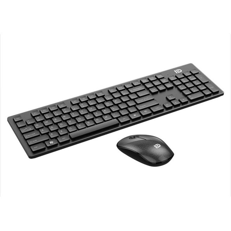 ==> [Free Shipping] Buy Best Pink Black Universal Silm Wireless Mouse Keyboard Set 1200dpi Optical mouse with usb receiver for Desktop Computers Notebooks Online with LOWEST Price | 32813539640