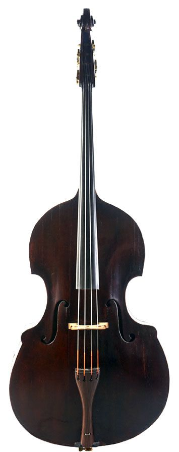 Kloz Double Bass (Mittenwald) Front
