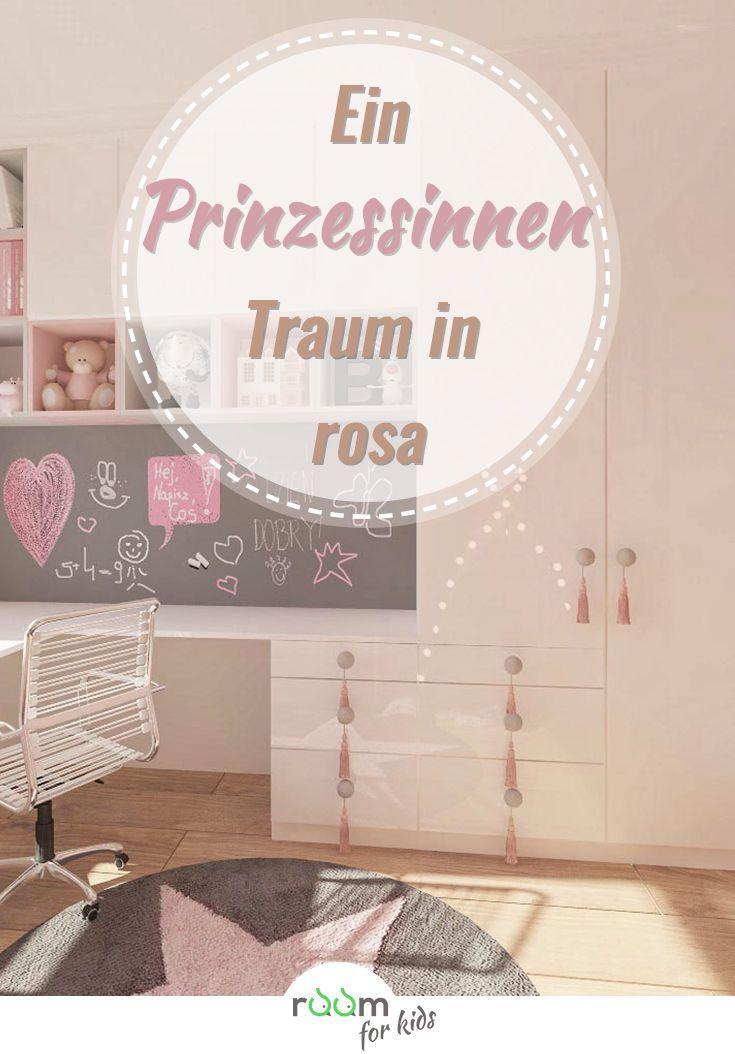 Sweet Dreams Eine Gestaltungsidee Fur Ein Madchenzimmer In Rosa In