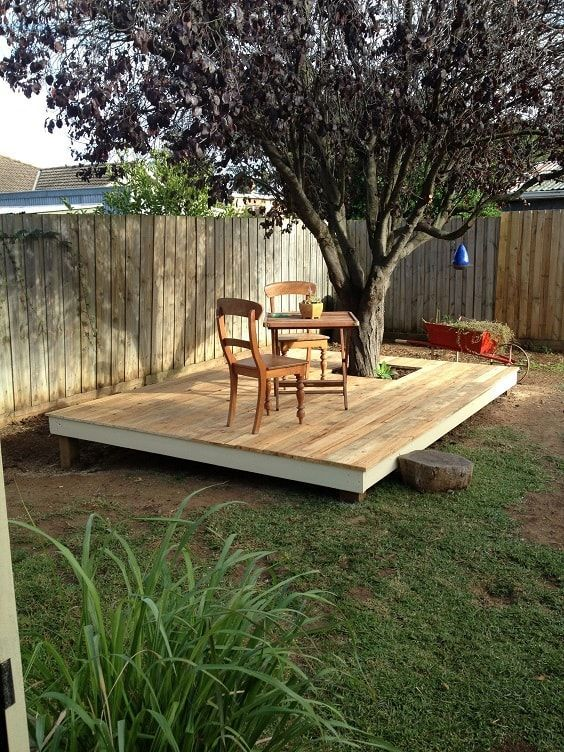 20 Affordable and Admirable DIY Pallet Patio Terrace Ideas to Try This Summer