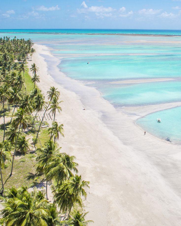 Praia de Antunes, Alagoas - BRASIL