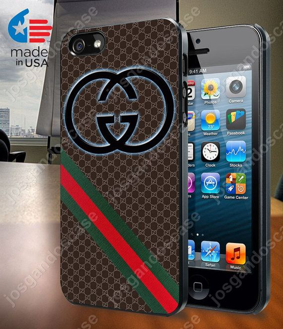 Gucci Logo Case for iPhone 4/4S 5/5S and Samsung by josgandoscase, $14.79