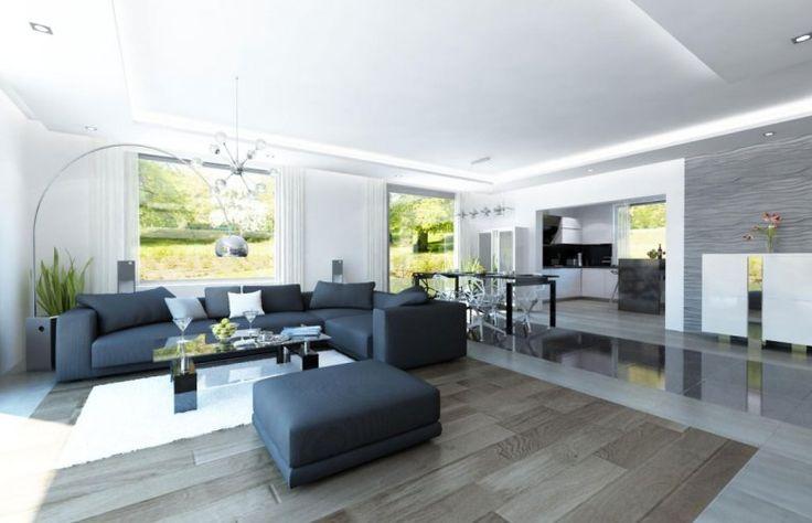 Świetna kompozycja kolorów i rozplanowana przestrzeń sprawdzi się 4-6 osobowej rodziny!