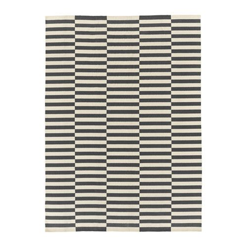 - STOCKHOLM Rug, $299This specific color scheme is new in 2017, and we want it now.