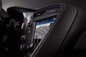 2014 Corvette Reveal - Interior2