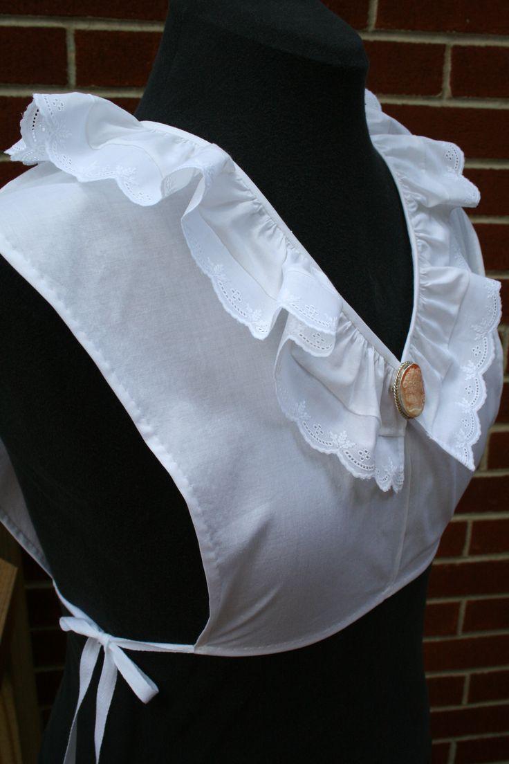 Regency chemisette by The Needleworker