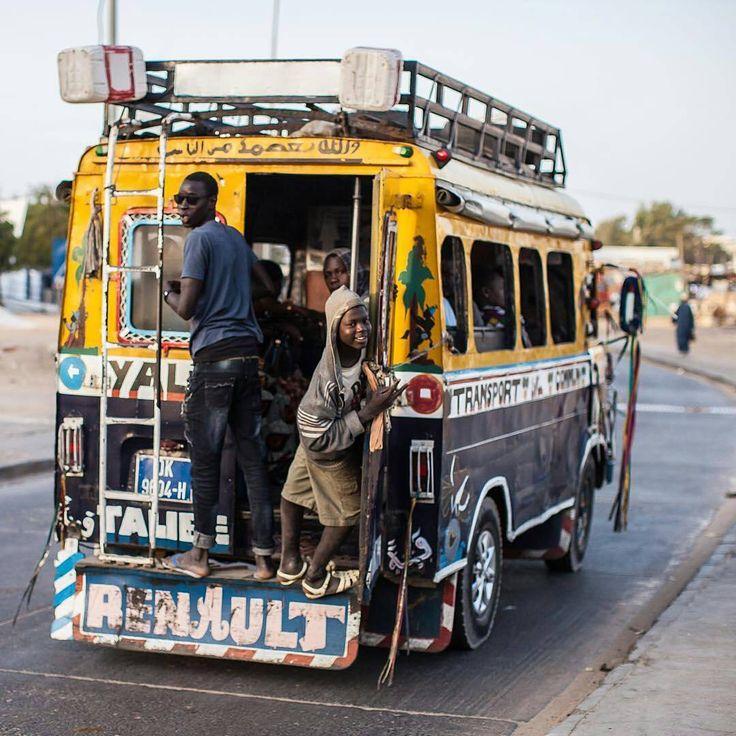 Roll with style! Dakar - Senegal