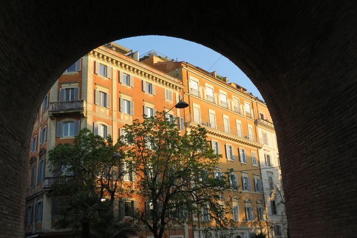 #Roma #spring #architecture