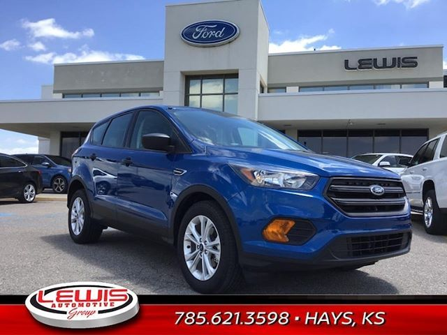 New 2019 Ford Escape S Msrp 25 695 Lewis Discount 7 796 Lewis