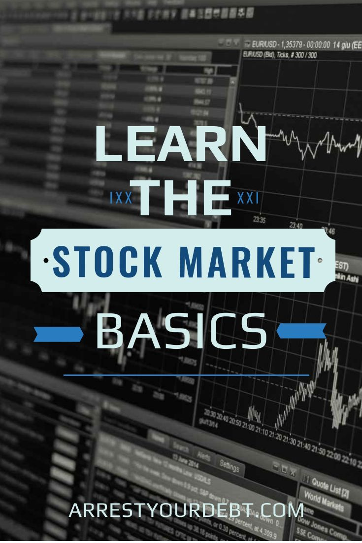 Stock Market Basics You Need To Know Stock Market Basics Stock