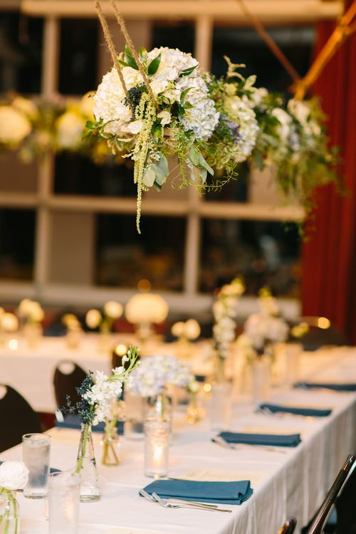 Best ideas about hanging flower arrangements on