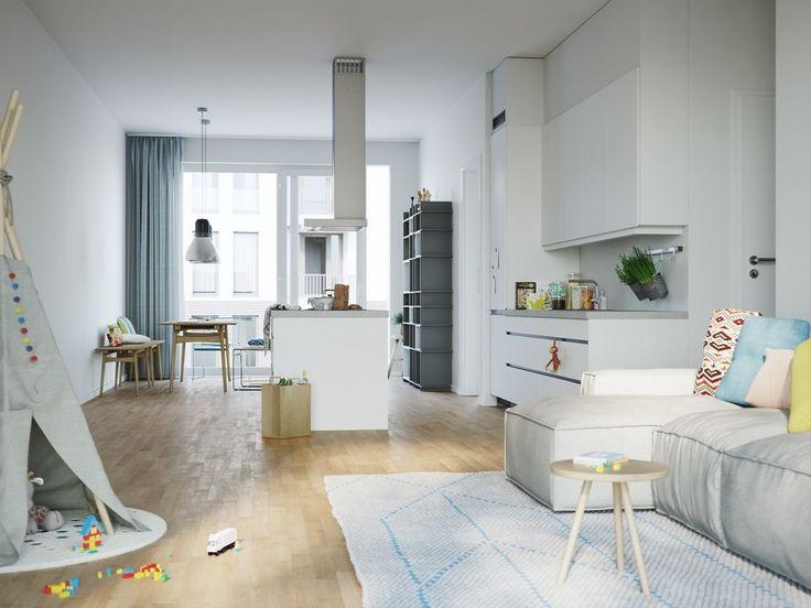 Best 20+ Wohnbereich ideas on Pinterest - wohnzimmer offene küche