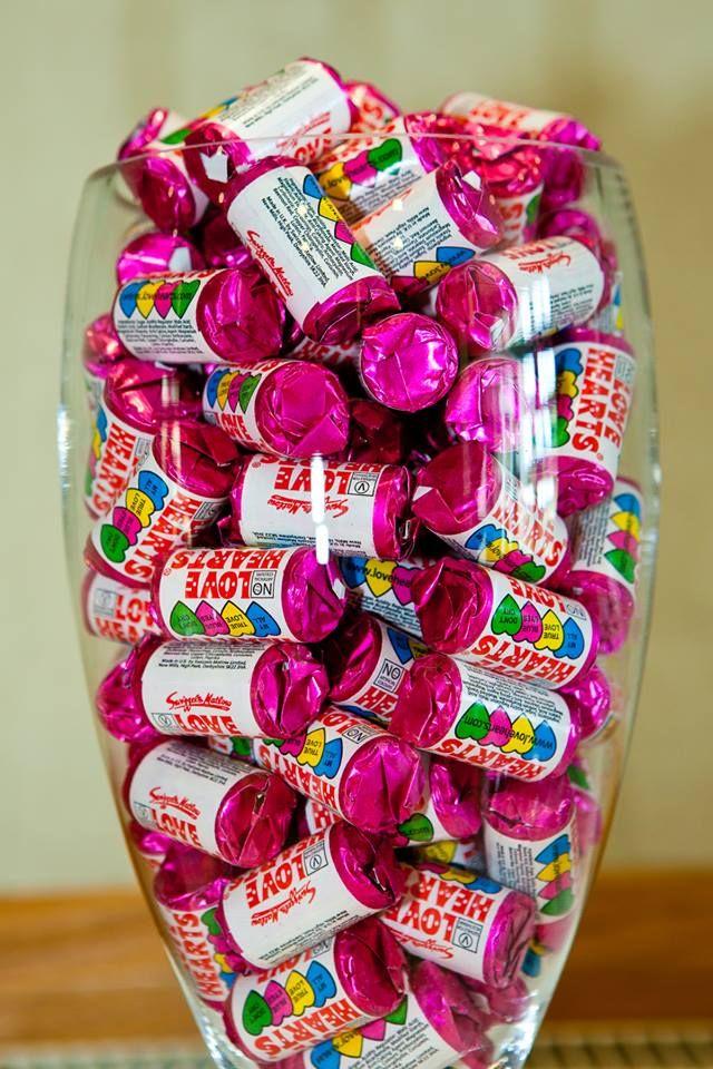 Colourful Candy at www.edinburghbridesweddingguide.com