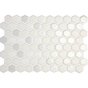 Carrelage décor perfection white 20x30 cm | Comptoir du Cérame