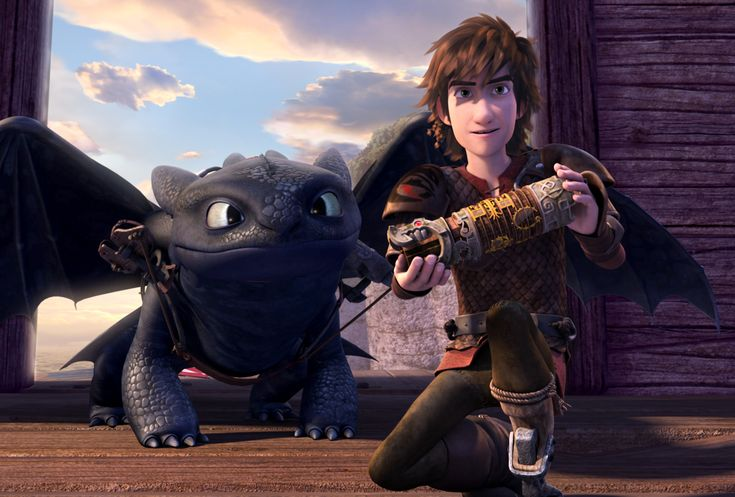 Dragons: Race to the Edge (2015) | TV Series | DreamWorks Animation