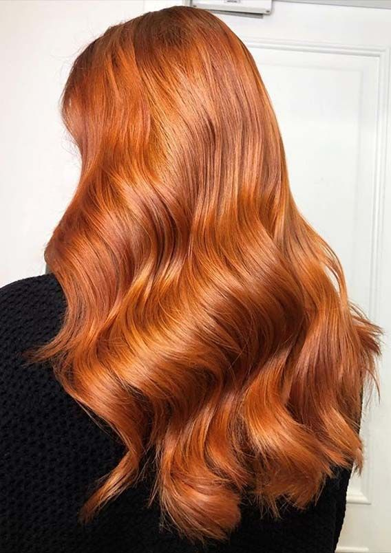 Sensational Copper Red Hair Color Ideas You Must Follow In 2020 In