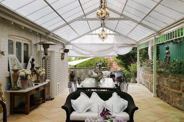 Patio Living photo gallery | Steel Patios, decks, pergolas, verandahs in Perth WA