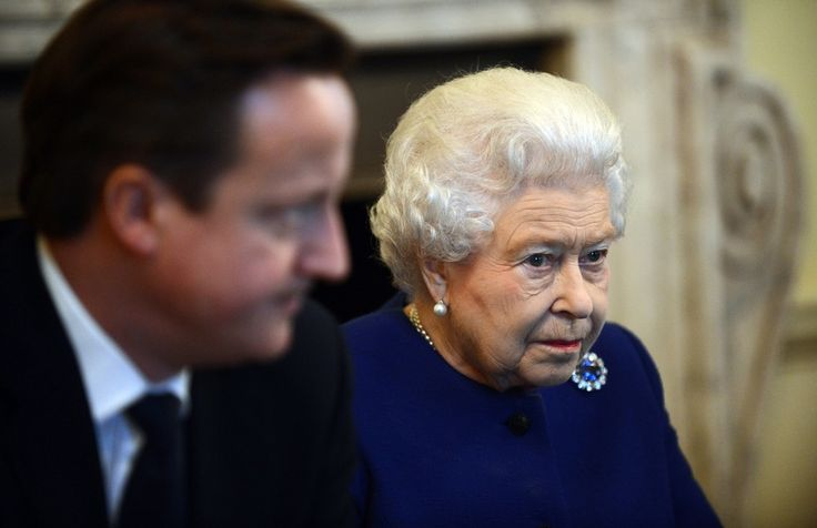 Queen breaks with centuries-old tradition and sits in on UK Cabinet meeting