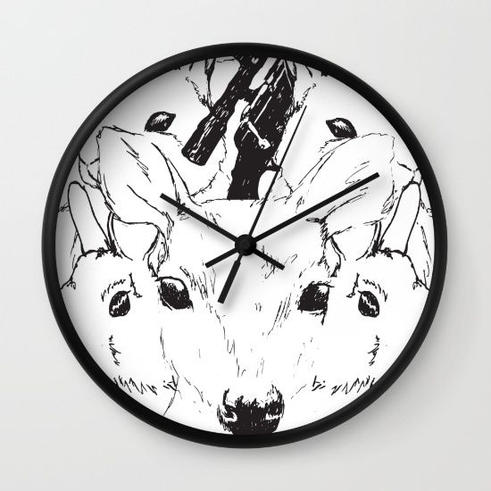 https://society6.com/product/fawn-and-bunnies_wall-clock?curator=goldenaceworks