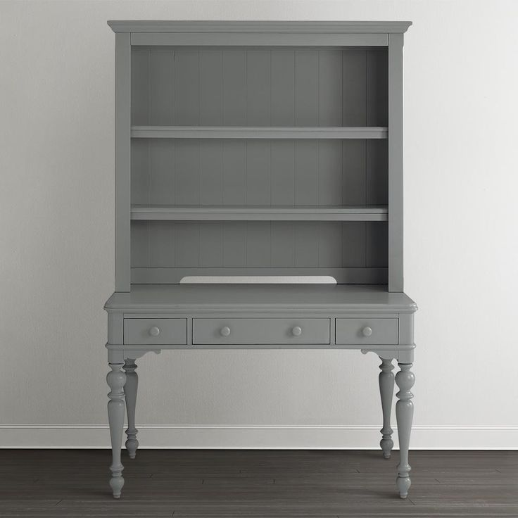 Wakefield Colors Desk With Hutch By Bassett Furniture. Customize Your Item  With Over 20 Finish