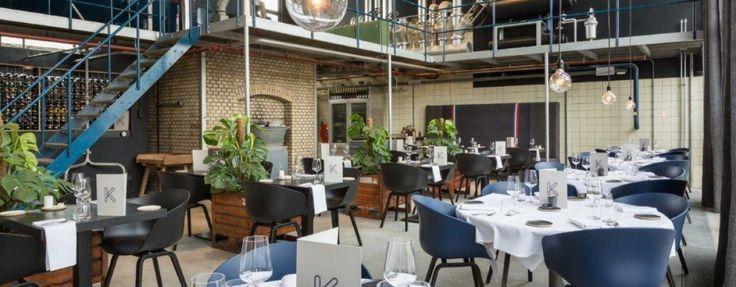 Industrieel dineren in de Pastoefabriek | Entree Magazine