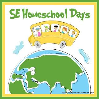 Homeschool Days For The Southeast - 2012-2013