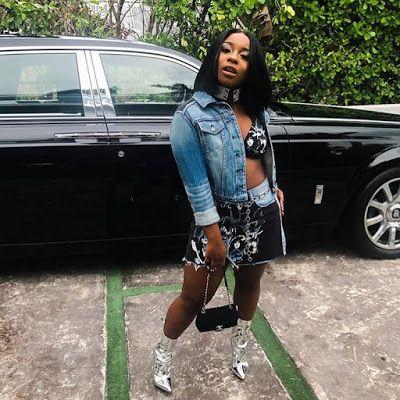 Lil Waynes Daughter Flaunts Hot New Look Photographs