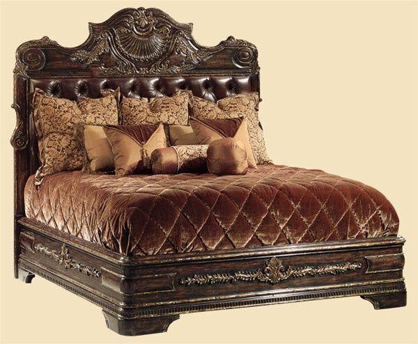 Luxury Master Bedroom Set