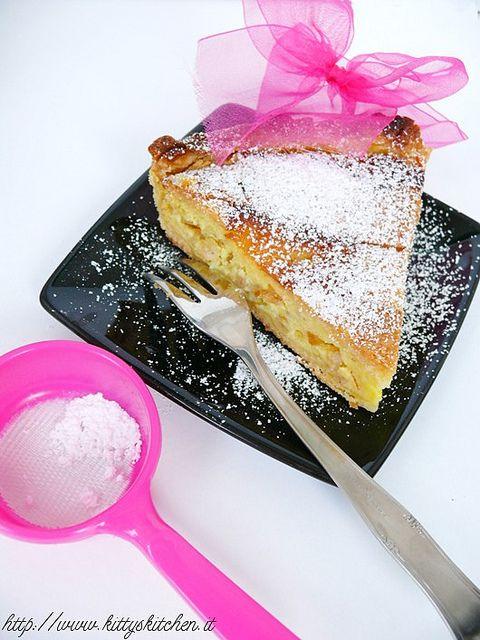 Italian Recipes... La pastiera napoletana