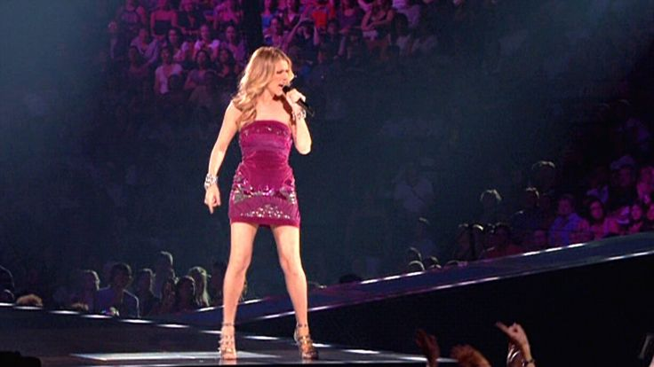Celine Dion - I Drove All Night 2008 Live Video grupo Musicas Para Curtir - Valtatuí https://www.facebook.com/groups/Valtatu/
