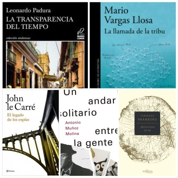 John Le Carré, Leonardo Padura, Vargas Llosa, Fernando Aramburu, Murakami o Stephen King sacarán libro en 2018. ¿Cuál estás esperando? www.quelibroleo.com/?utm_content=bufferb075f&utm_medium=social&utm_source=pinterest.com&utm_campaign=buffer  #libro #libros #frase #books #book #read #reading #reader #page #pages #paper #instagood #library #author #bestoftheday #bookworm #readinglist #love #photooftheday #imagine #plot #climax #story #literature #literate #stories #words #text #libros…