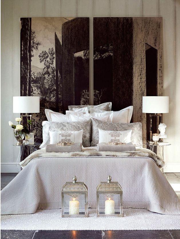Zara Home A/W 2014 camera da letto