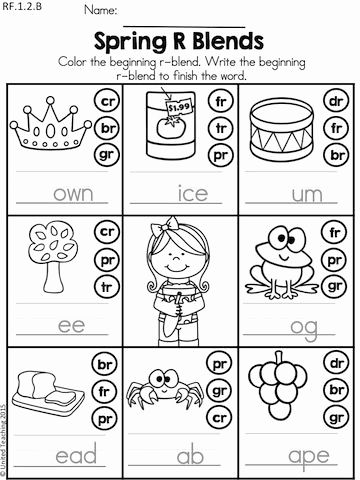 17 Free Phonics Worksheets First Grade | cgcprojects ...