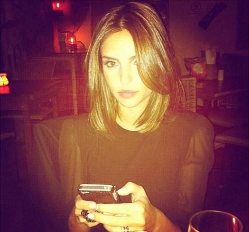 long bob for when I get some courage and chop all my hair off!